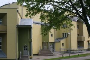 Punsko LKN pastatas